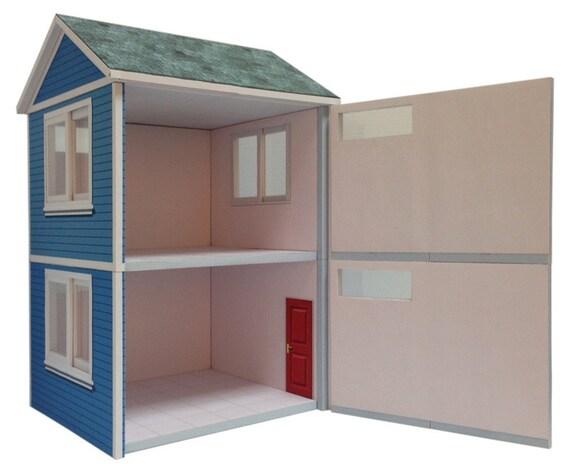 ifunwoo Dollhouse Paper Model model B #001