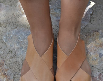 db14cf1be6e270 Ancient Greek real leather sandals