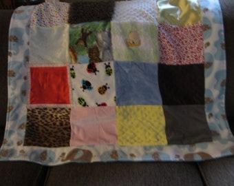 Sensory Textured Blanket