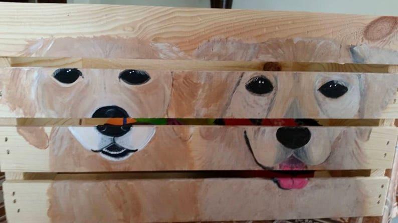 Customized Pet Toy Box