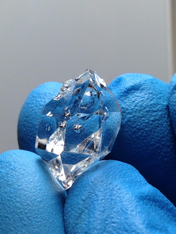 AA Grade Enhydro Herkimer Diamond Reflective Masterpiece ...