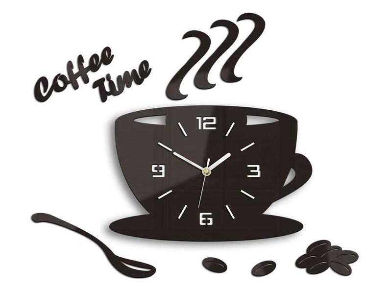 Orologio da parete grande moderno orologio orologio da | Etsy