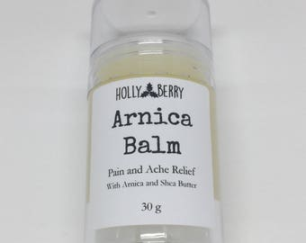 Arnica Balm - Soothing Balm for Inflammation and Aching Muscles