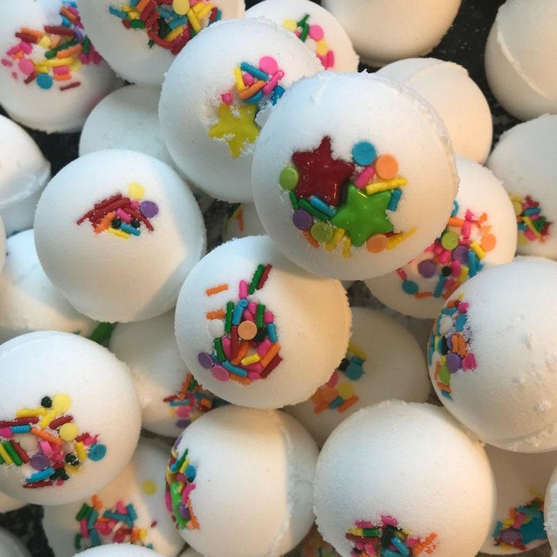 Bulk Bath Bombs Birthday Cake Bath Bombs Sweet and Buttery ...