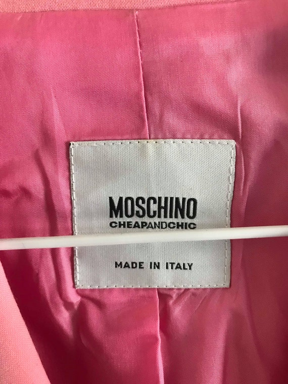 Moschino cheap & chic skirt suit - image 5