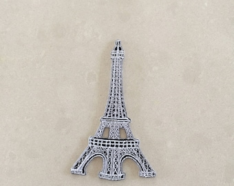 Eiffel tower - iron on patch