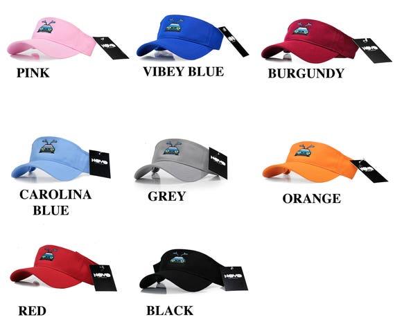 Delorean Dad Hat Visor Collection  d8023acc3b6