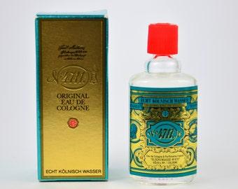No 4711 Original Eau de Cologne 8 ml West Germany ladies and gentlemen