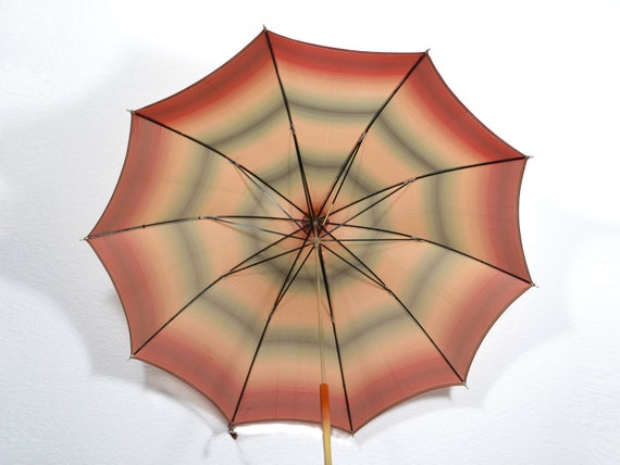 Parasol K&R Fortune Umbrella Vintage Walking Umbre