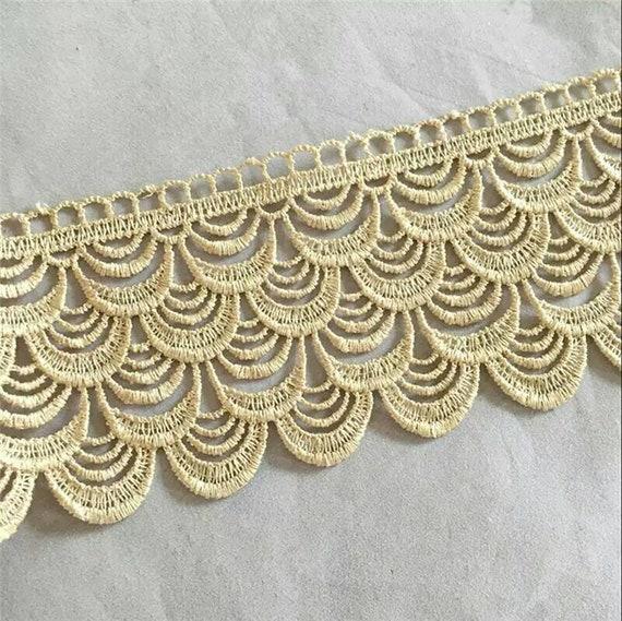 Gold Fringe Ribbon