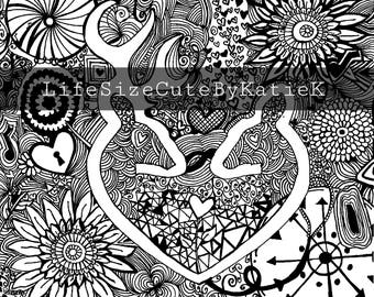 Browning Buck Coloring Pages - Coloring Pages For All Ages ... | 270x340