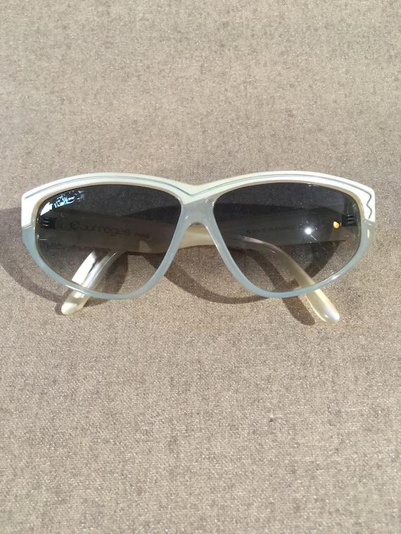 Vintage COURREGES - Sunglasses