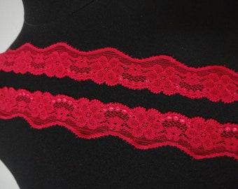 75 CM*120CM Lace Lace Lace Embroidery Ribbon Border Lace RachelLace Black Lace Trim for Crafting