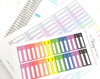 Dumbbell Stickers, Workout Stickers, Planner Stickers, Planner, great for any planner    [00059]