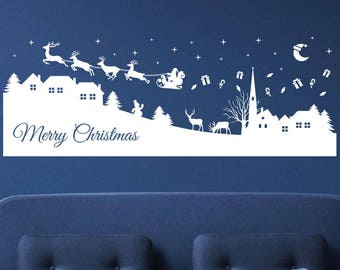 outdoor christmas decorations etsy - Christmas Elephant Outdoor Decoration