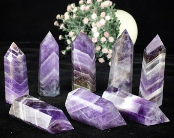 "Amethyst- 2"" (~10x / 1#) Towers"