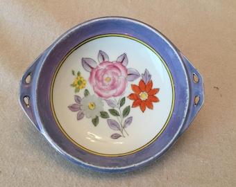 Noritake floral bowl