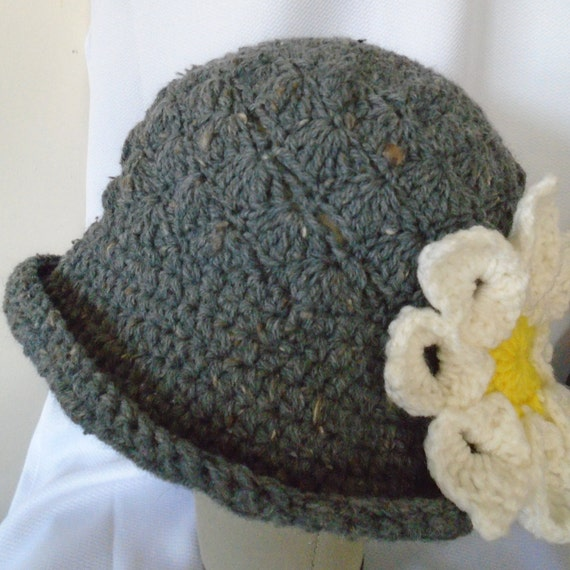cad7adeaede SALE 2017 WINTER STYLE Gray Crochet Hat Christmas