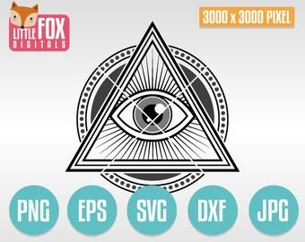 Life is Strange Vinyl Decal Featuring Illuminati Symbol Sticker Decor