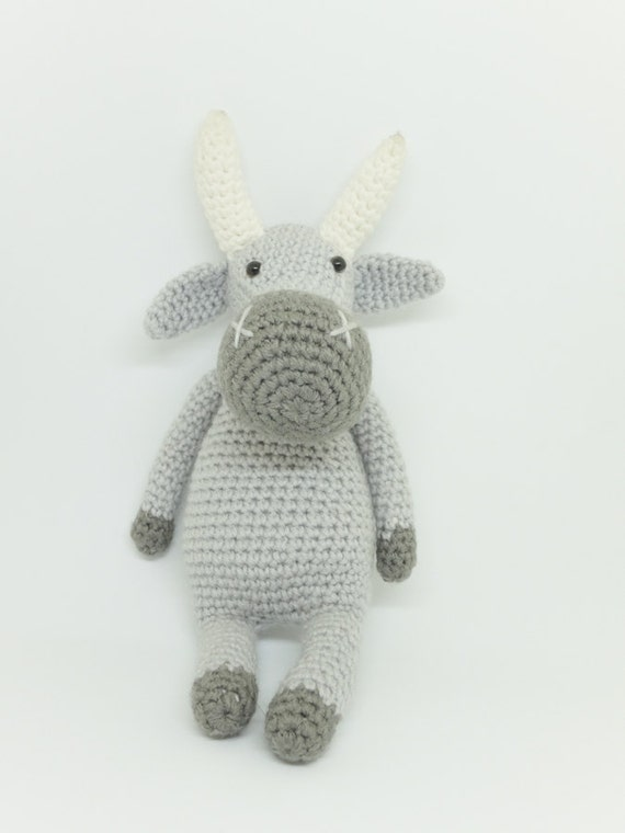 Items Similar To Buffalo Carabao Stuffed Animal Crochet
