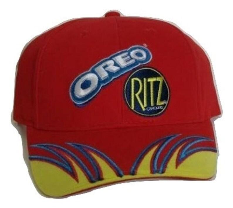 Vintage Dale Earnhardt Jr 81 Oreo Ritz Low Profile Ball Cap  f5a5b498024e