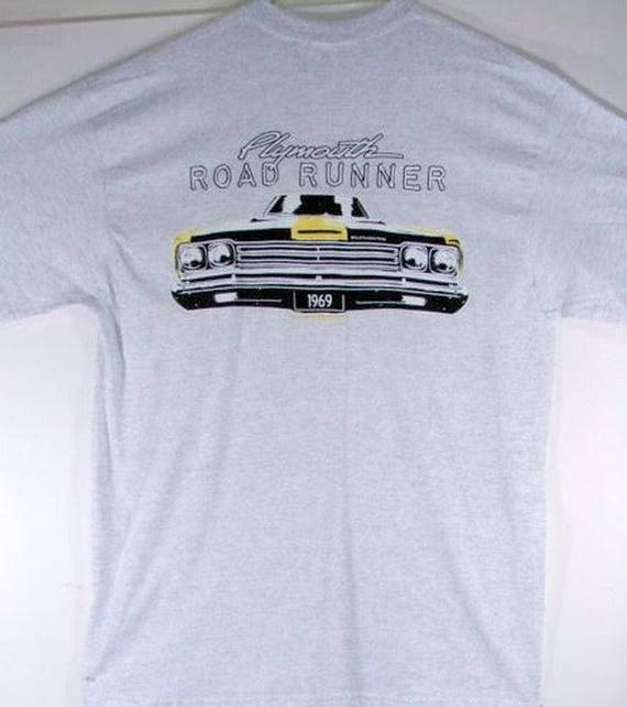 3c295d25 1969 Plymouth Road Runner Muscle Car Adult Unisex Quality | Etsy