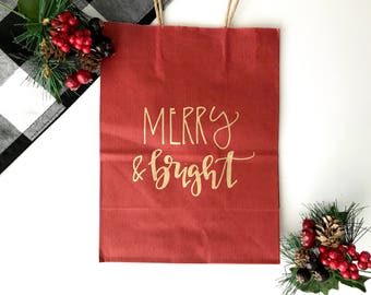 popular items for christmas gift bag