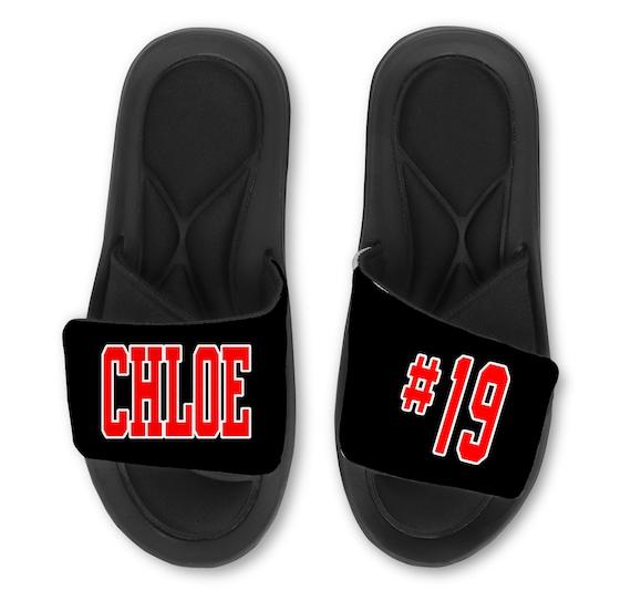Personalized Custom Slides Flip Flops