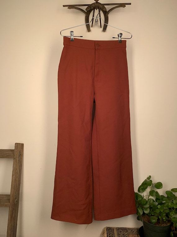 High waisted Levi Trousers