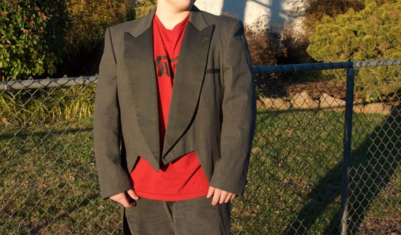 Tails Suit Jacket