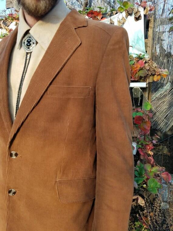 Corduroy Western Dress Jacket