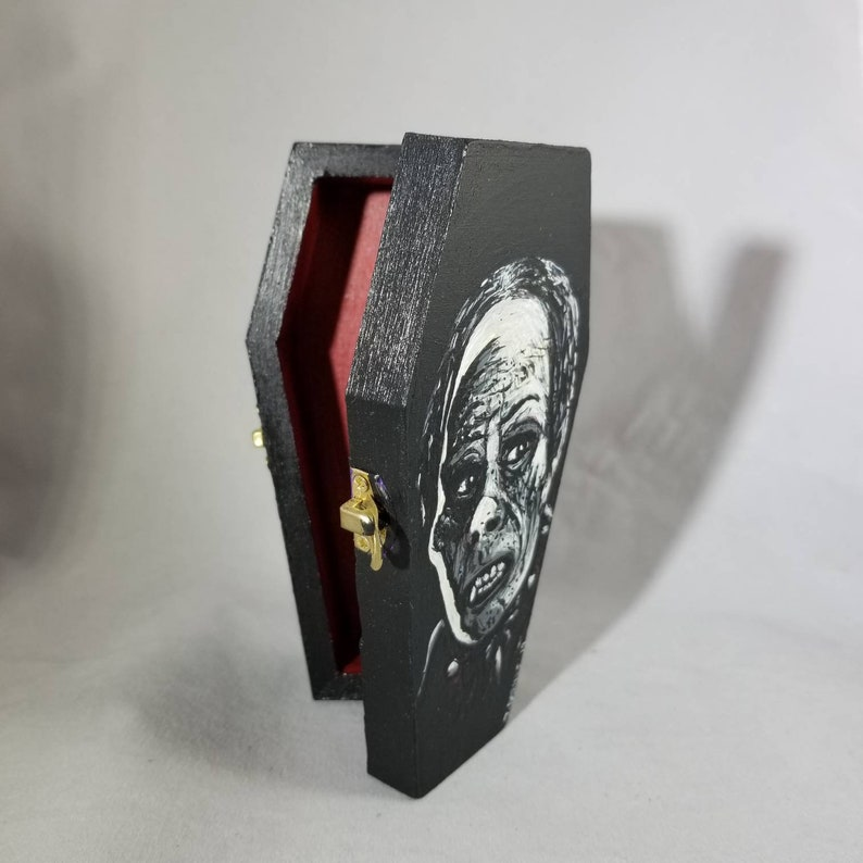 Phantom of the Opera Classic Monster Mini Coffin Stash Box