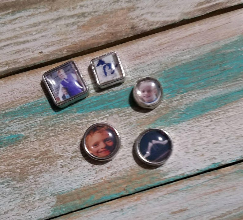 locket photo Origami owl or any floating locket Round picture charm Floating Picture pet memory photo gifts,memory charm,photo charm