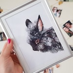 Pet Portraits | Bespoke Pet Art | Pet Drawings | Art Print | Framed Pet Drawing | Unique Gift | Wall Art | Home Decor