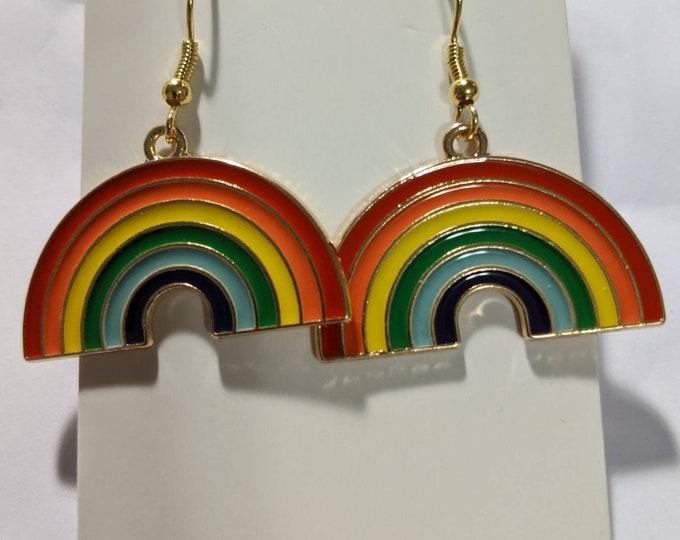Rainbow/Pride Earrings