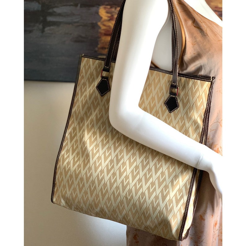 ef120ebfd18 Authentic Valentino bag. Valentino tote bag. Gucci monogram | Etsy