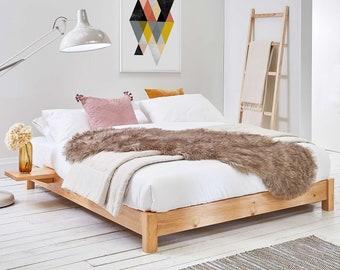 Niedrige Plattform (Raumwunder) Holzrahmen Von Betten Gelegt Bekommen
