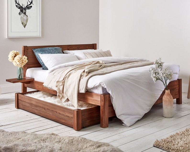 Oxford Wooden Bed Frame by Get Laid Beds image 0