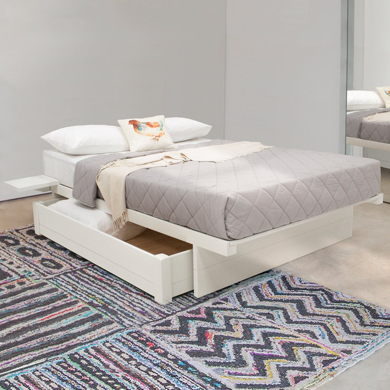 Merveilleux Japanese Platform (No Headboard) Wooden Bed Frame By Get Laid Beds