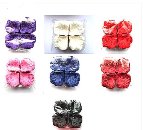 200 NAVY BLUE Silk Rose Petals Ideal For Weddings~Engagement~Anniversaries~ Celebrations