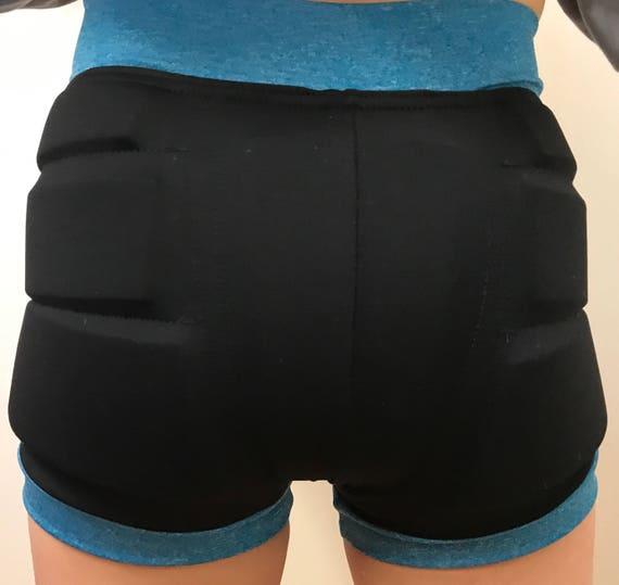più foto adf29 d8e76 Pantaloncini corti Crash imbottito, taglie ragazze/ragazzi