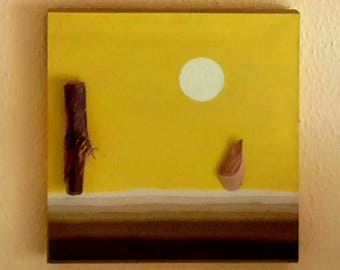 3 Max's landscapes . K. Morita artwork.