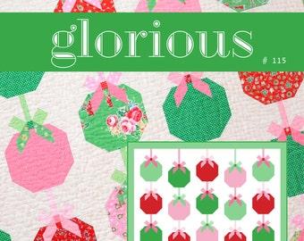 PDF Quilt Pattern - Glorious