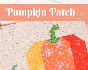 PDF Quilt Pattern - Pumpkin Patch