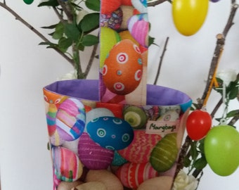 Motley Easter (pink+purple)