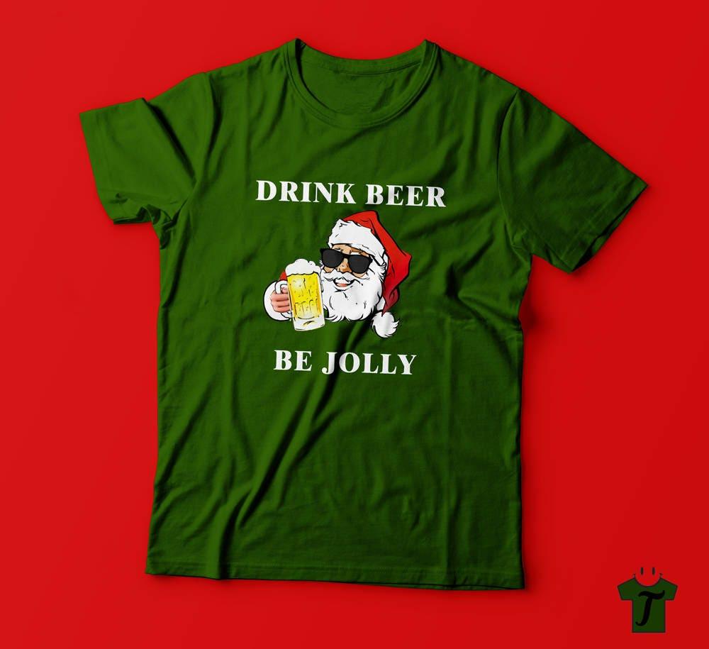 Lustige Weihnachts-Shirts, Wichteln, Freund, Geschenke, Geschenk für ihn, Mann-Weihnachtsgeschenke, Bier-Geschenke, Geschenkideen zu Weihnachten, ...