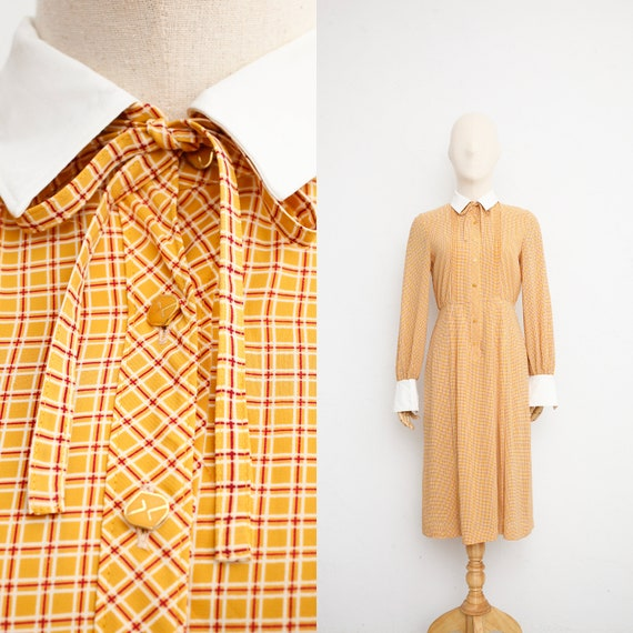 70s Vintage Dress | Japanese Vintage Dress | 70s S