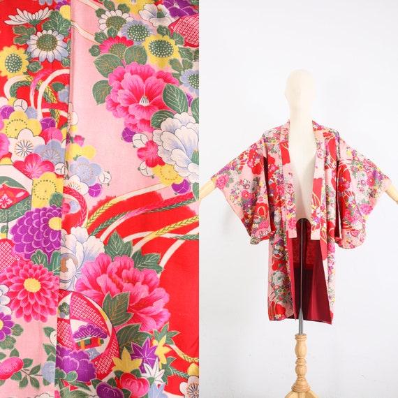 1930s Vintage Kimono | Vintage Silk Kimono | Vinta