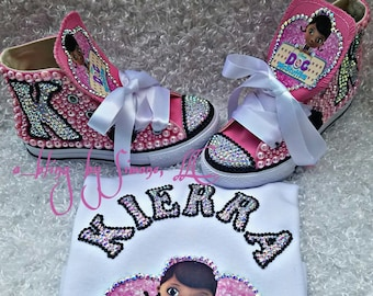 f551dd7eb00a Doc McStuffins Converse and T-shirt Set