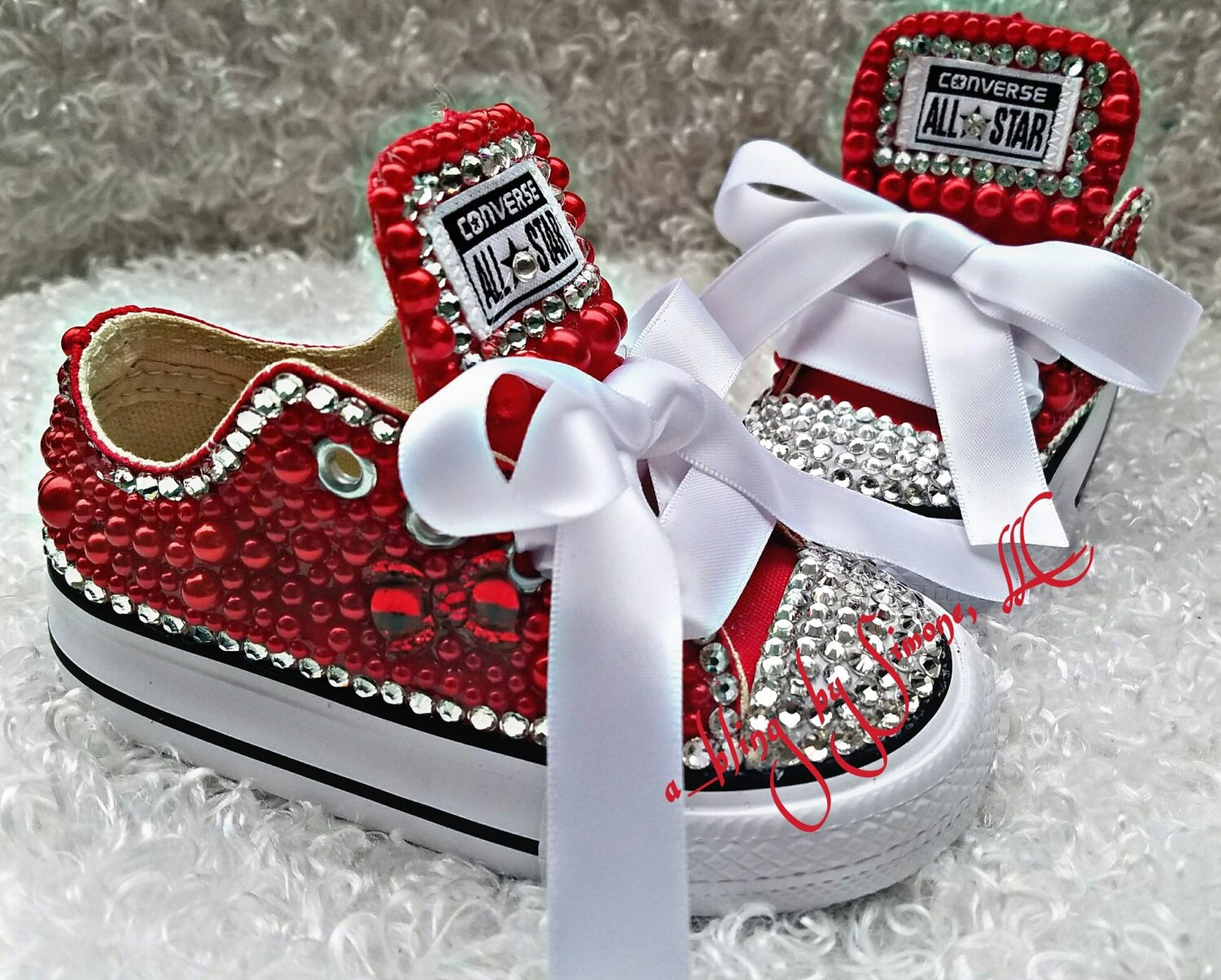 afeb2ddc0013 Red Pearl Converse